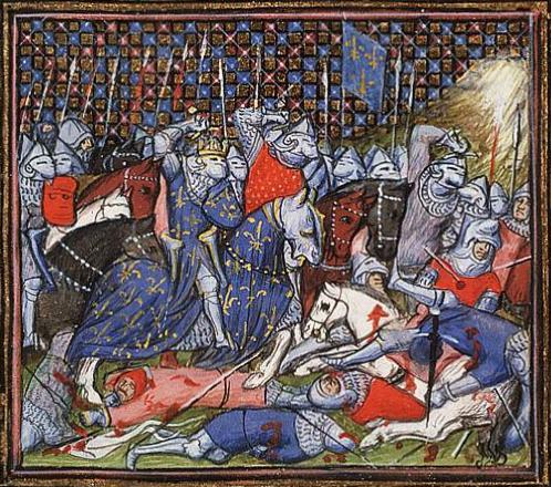 Victoire de Robert le Frison