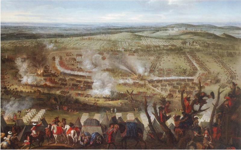 Bataille de la Peene
