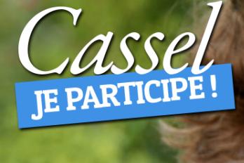 Cassel, je participe