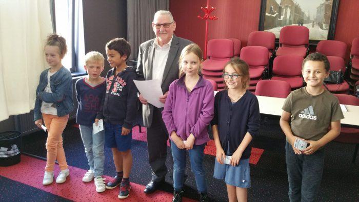 Élections du Conseil Municipal des Enfants