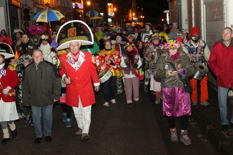 Carnaval et géants