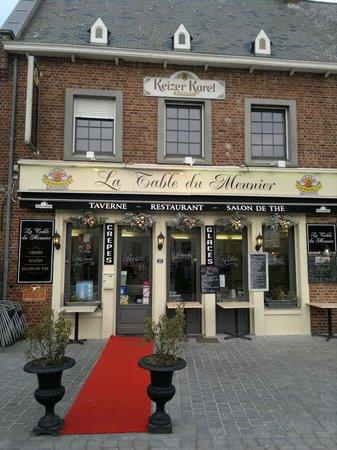 La Table Du Meunier Ville De Cassel