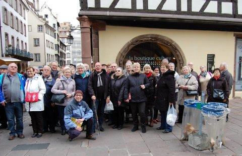 Séjour Sénior en Alsace