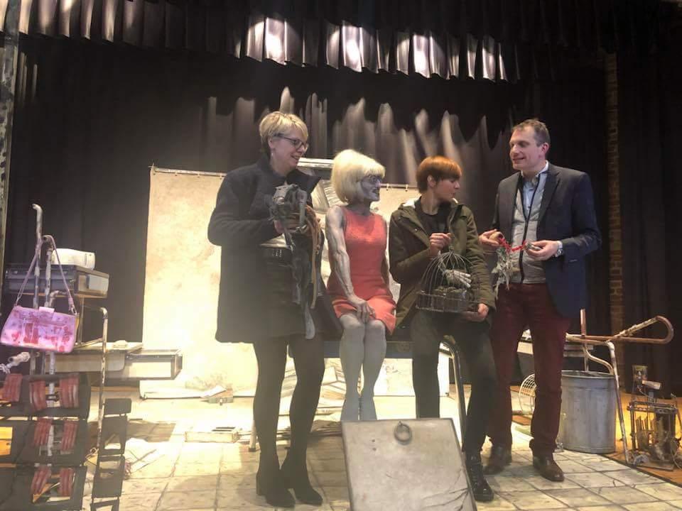 SWEET HOME – Théâtre de la Licorne