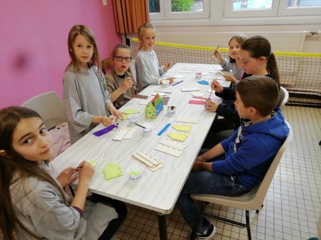 """Ateliers """"fête des pères"""""""
