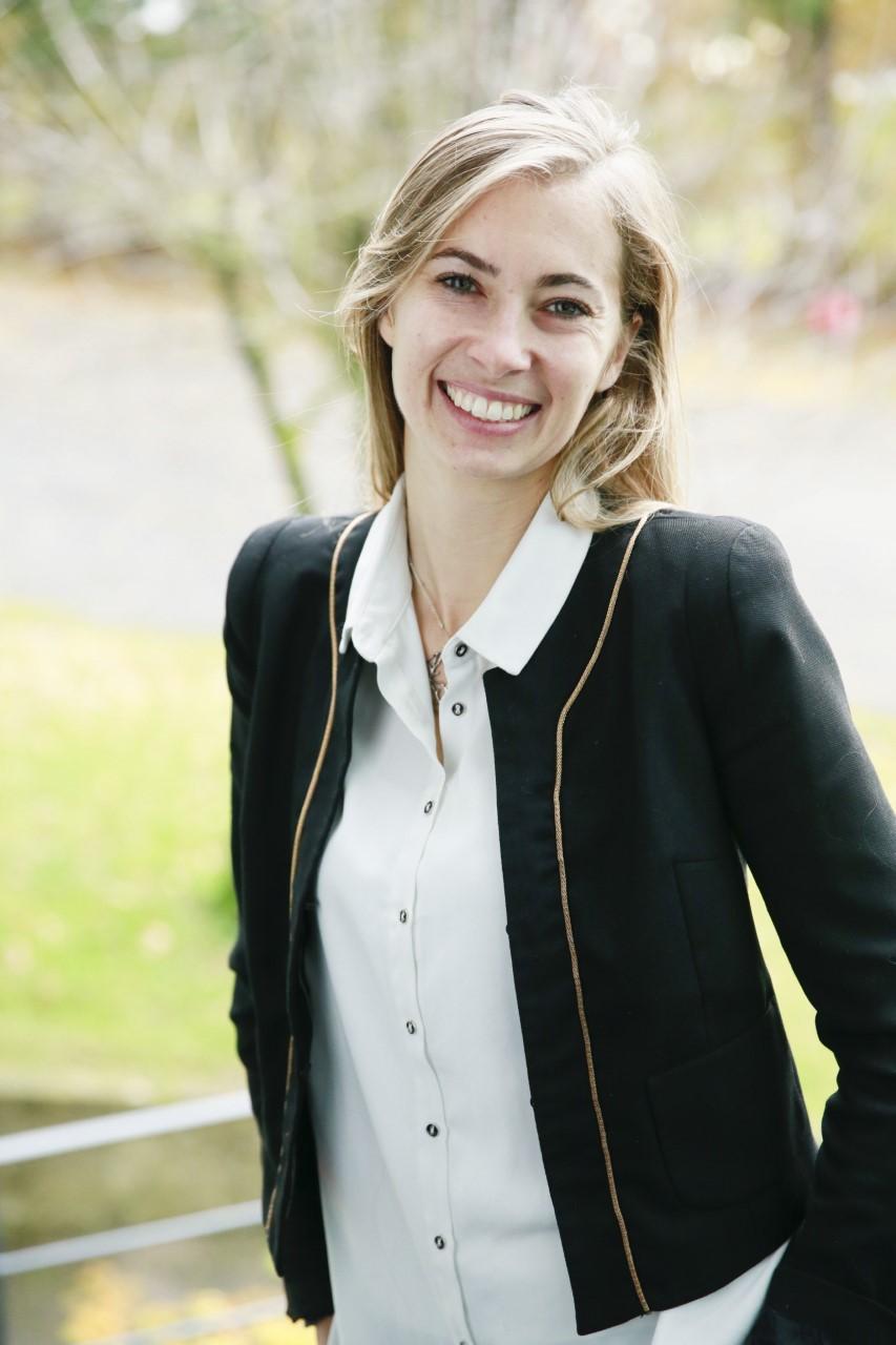 Charlotte DELAHOTTE